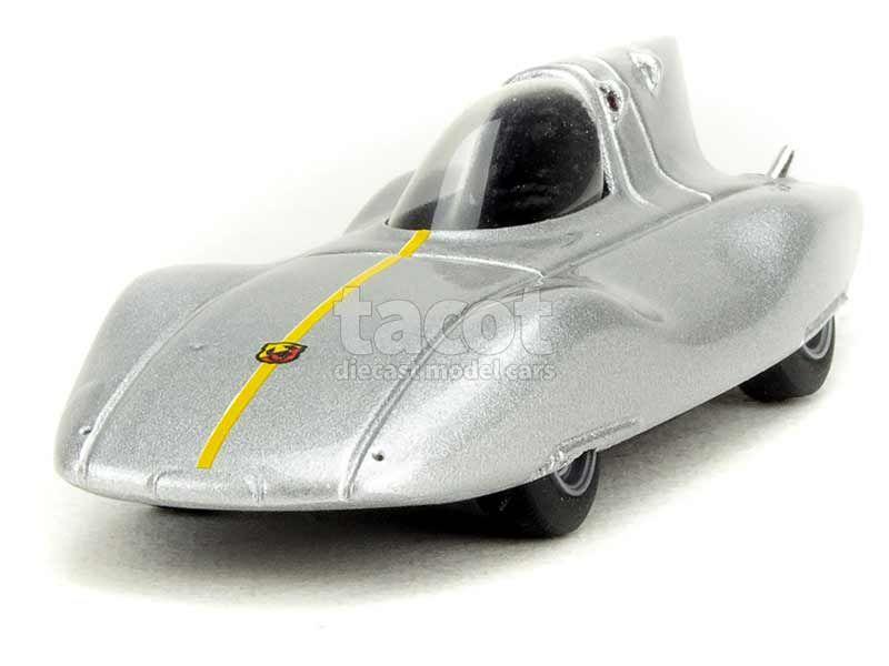 11424 Abarth 500 Bertone Record 1956