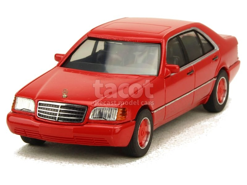 12173 Mercedes 600 SEL V12/ W140