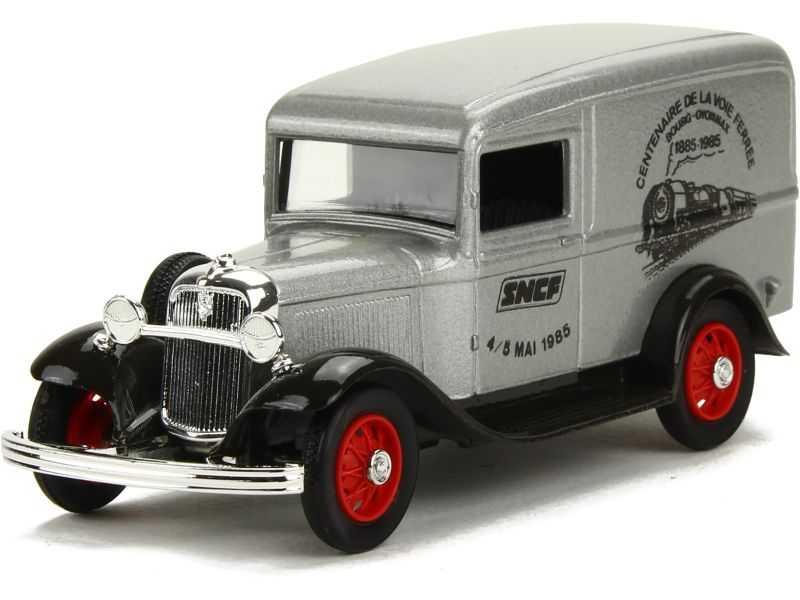 16387 Ford V8 Camionnette 1934