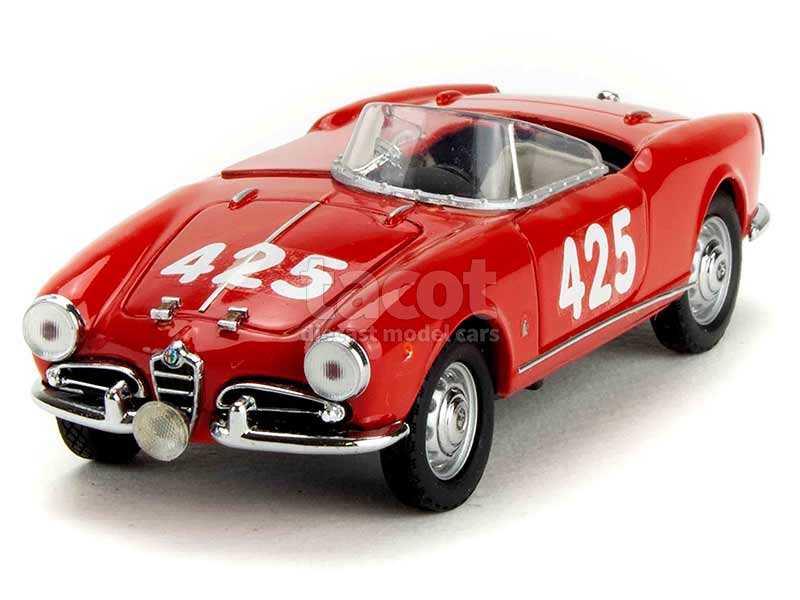 17954 Alfa Romeo Giulietta Spider Mille Miglia 1956