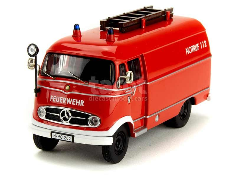 19482 Mercedes L 319 Pompier