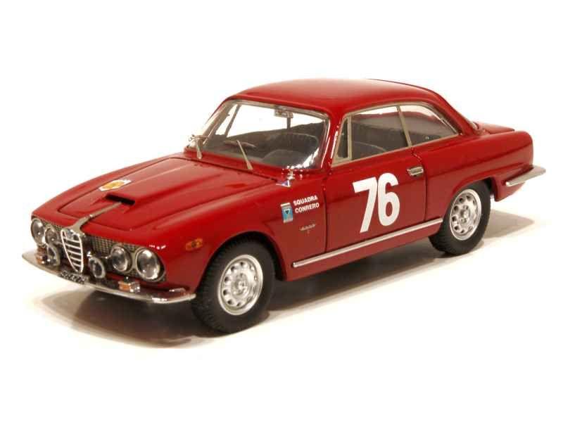 19660 Alfa Romeo 2600 Sprint Tour de France 1963