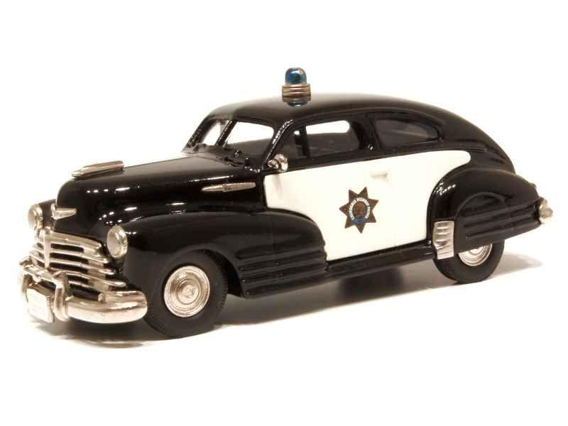 20188 Chevrolet Aero Sedan Police 1948