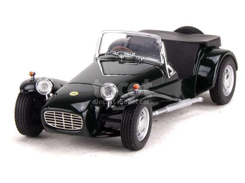 22545 Lotus Super Seven 1968