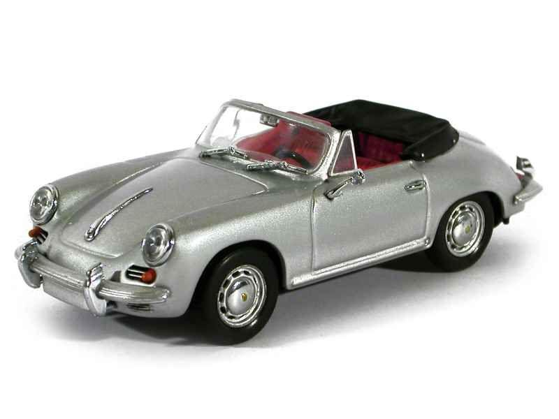 25944 Porsche 356C Cabriolet 1963