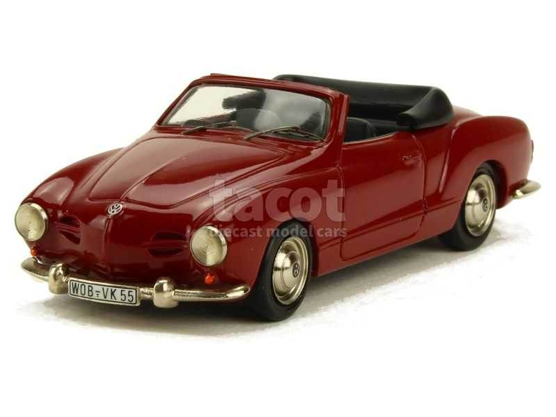 2626 Volkswagen Karmann Ghia Cabriolet 1959