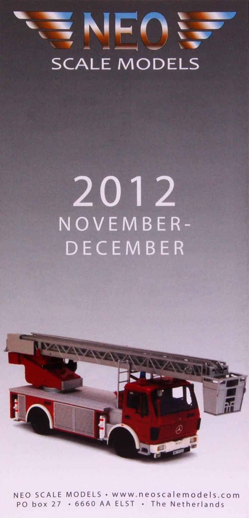 273 Catalogue Dépliant Néo 2012