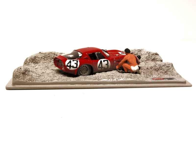 27323 Alfa Romeo TZ2 Le Mans 1965