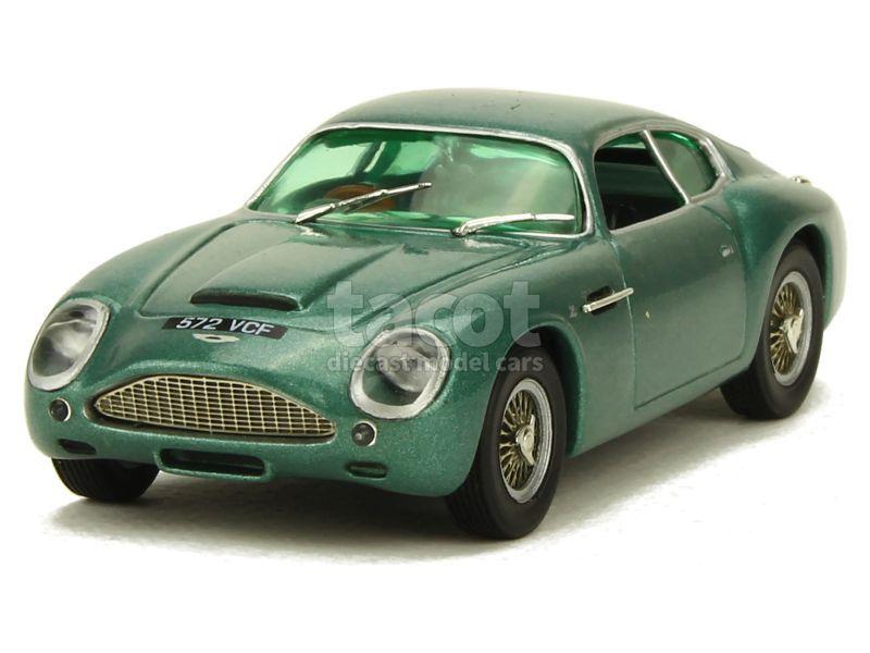 27579 Aston Martin DB4 Zagato 0176R 1961
