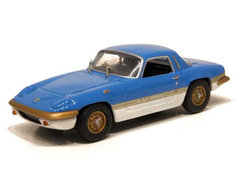 28496 Lotus Elan S4 Sprint Coupé
