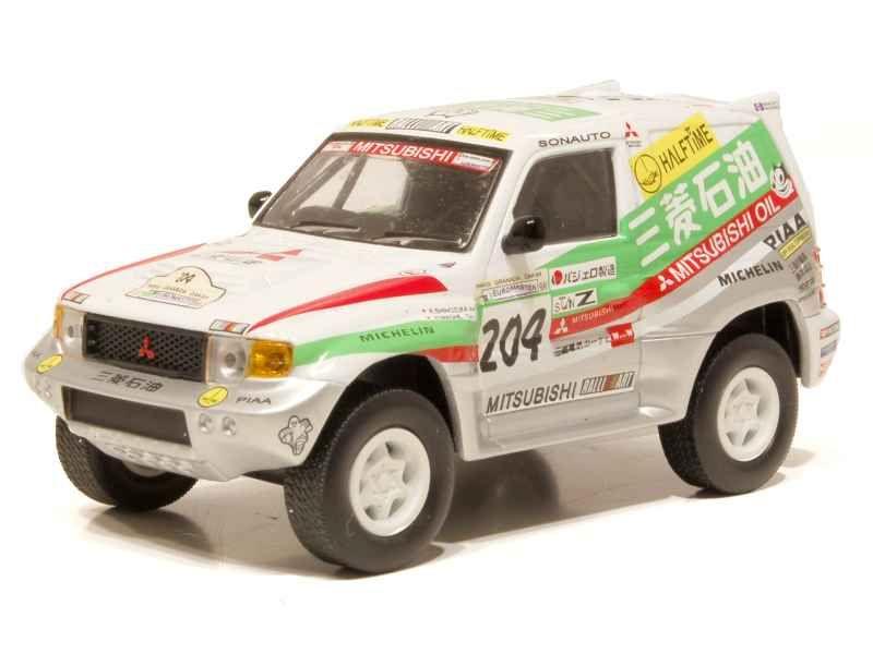 29504 Mitsubishi Pajero Dakar 1998
