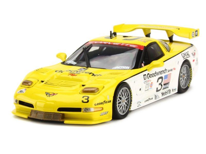 29583 Chevrolet Corvette C5R Daytona 2000