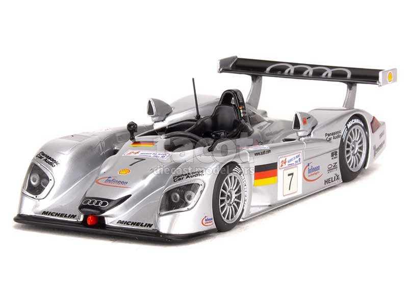 30649 Audi R8R Le Mans 2000