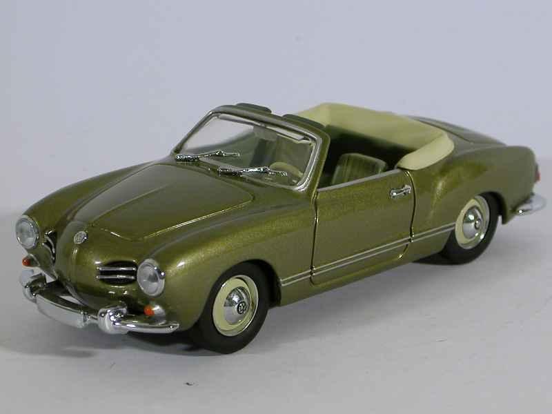31290 Volkswagen Karmann Ghia Cabriolet 1959