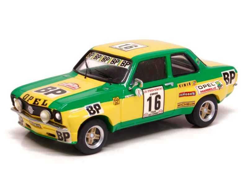 33418 Opel Ascona A Tour de Corse 1974