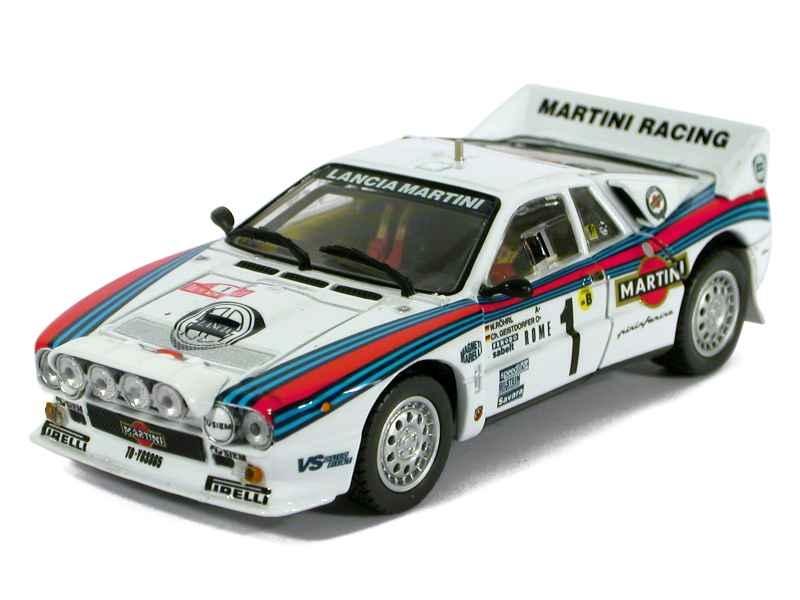 34198 Lancia 037 Monte Carlo 1986