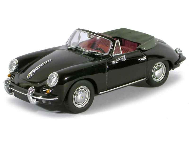 34747 Porsche 356C Cabriolet 1963