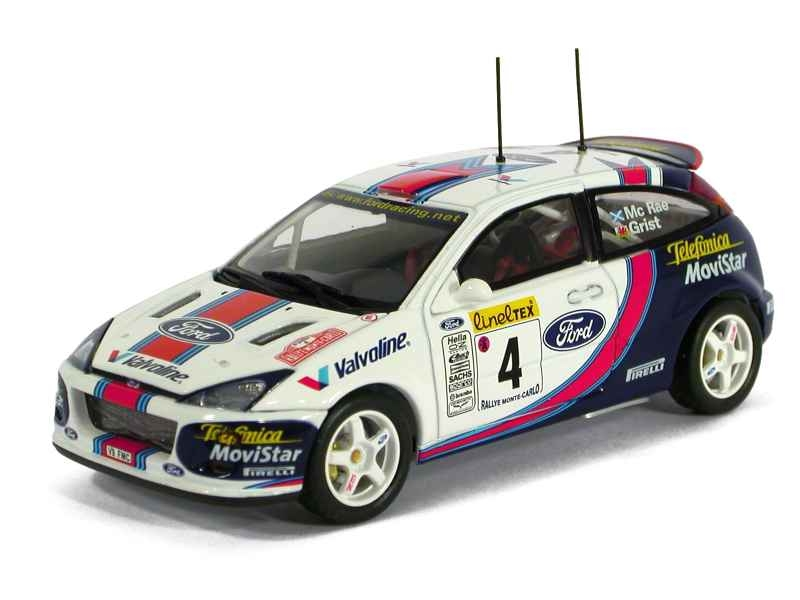35474 Ford Focus RS WRC Monte Carlo 2001