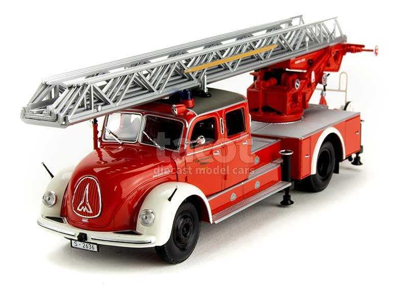 35482 Magirus S6500 DL30 Pompiers 1955