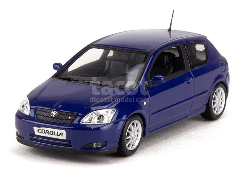 35489 Toyota Corolla 3 Doors 2001