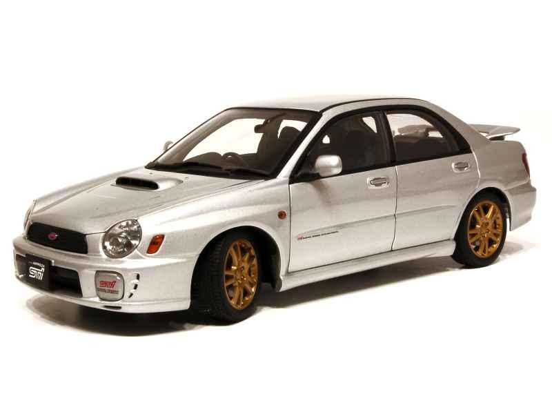 36058 Subaru Impreza New Age WRX STi 2000