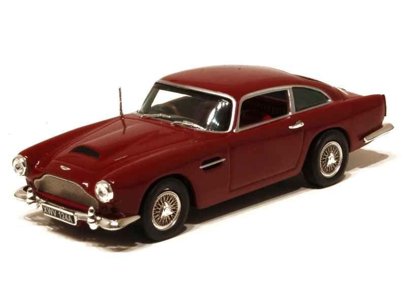 36431 Aston Martin DB4 Coupé 1960