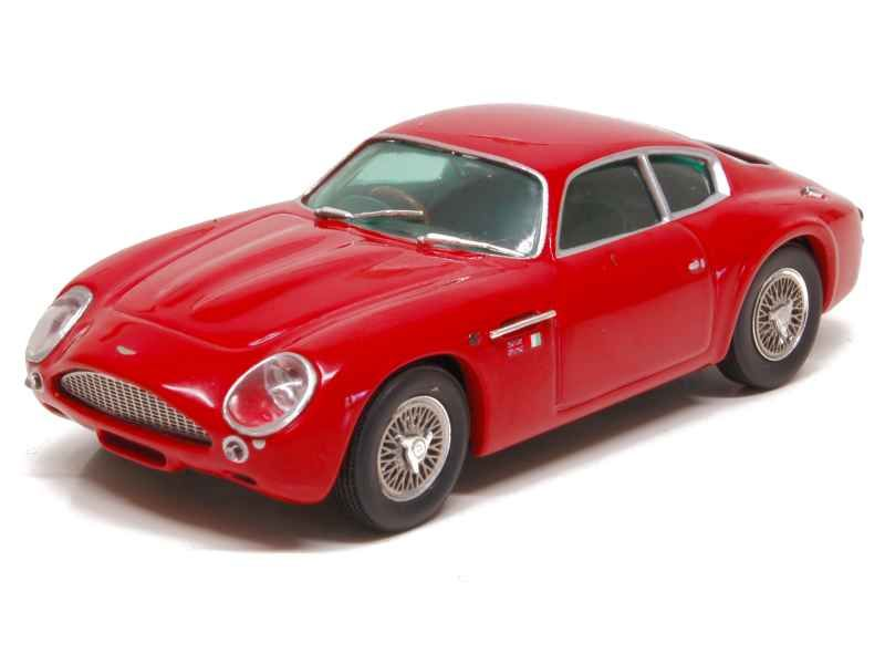 36432 Aston Martin DB4 Zagato 1961