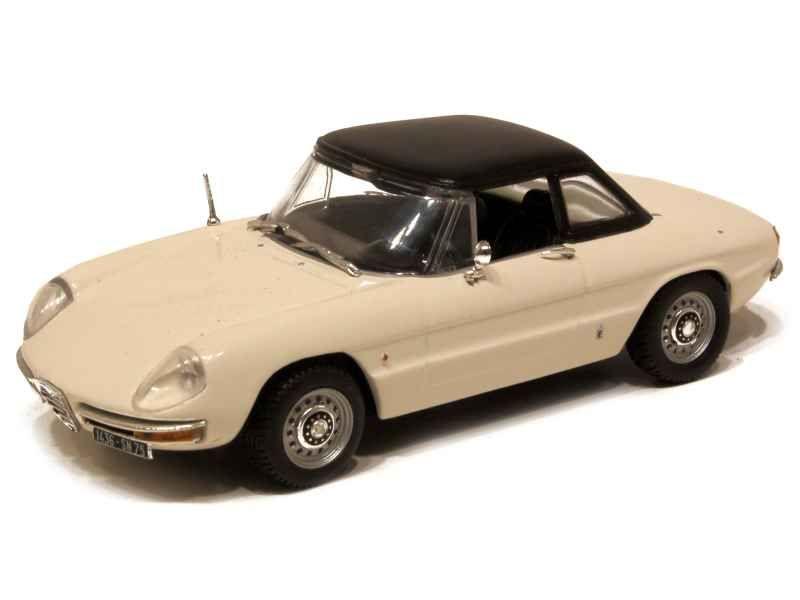 36433 Alfa Romeo Duetto 1600 Spider 1966