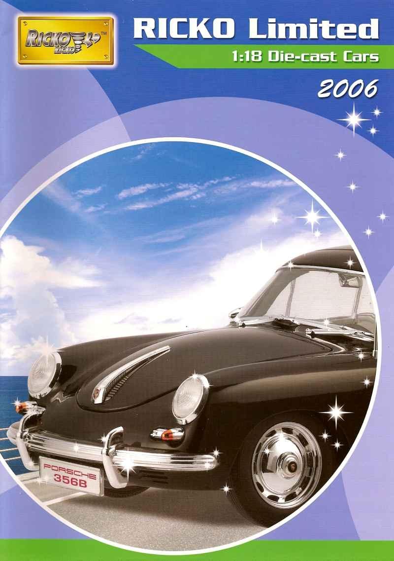 365 Catalogue Ricko 2006