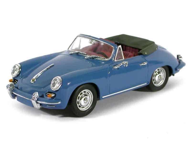36532 Porsche 356C Cabriolet 1963