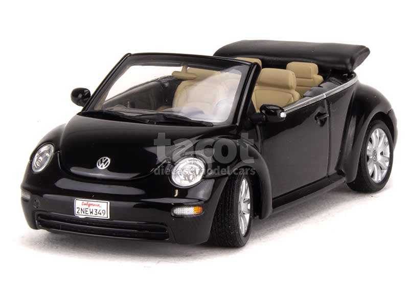37031 Volkswagen New Beetle Cabriolet USA Version 2003