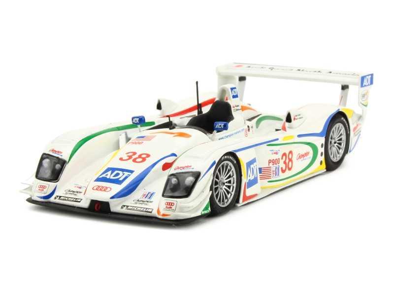 37568 Audi R8 ALMS Petit Le Mans 2002