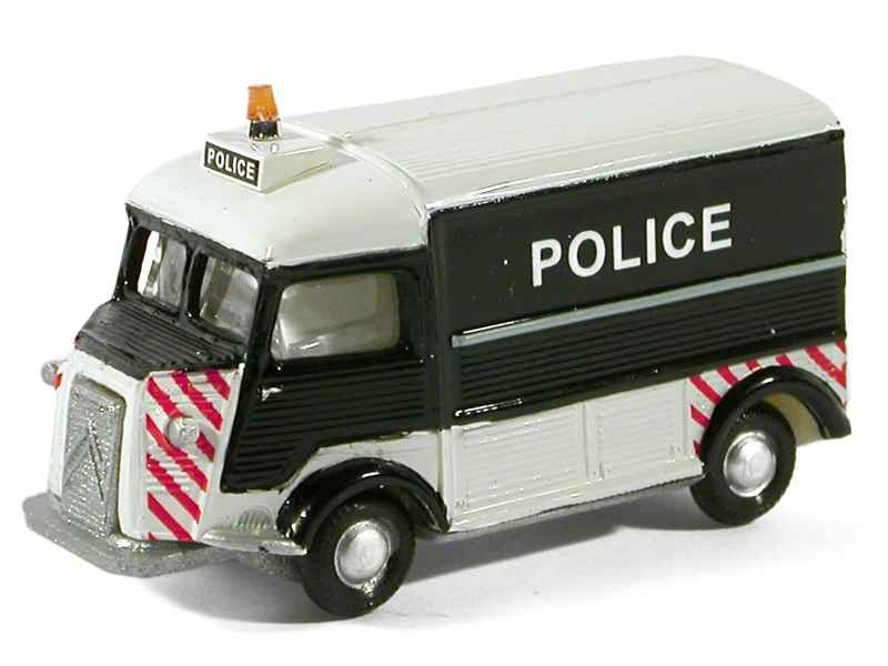 Hy Miniature 187 Norev Citroën Voiture Police Micro Ho POkuXZi