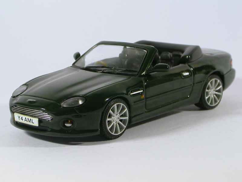 38010 Aston Martin DB7 Vantage Volante