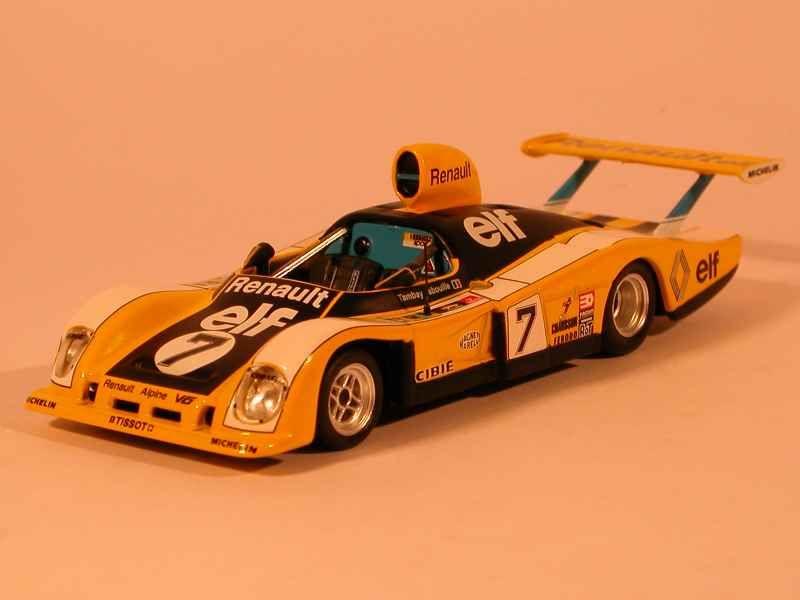 38197 Alpine A442 Le Mans 1977