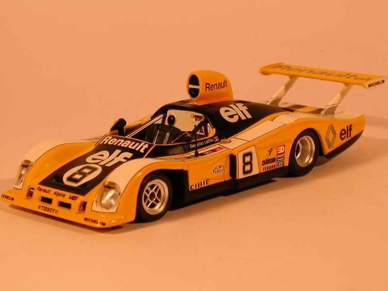 38198 Alpine A442 Le Mans 1977