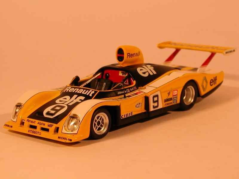 38199 Alpine A442 Le Mans 1977
