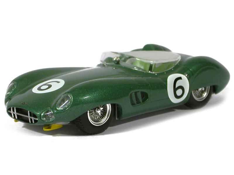 38522 Aston Martin DBR1 Le Mans 1959