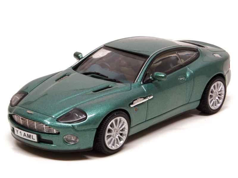 39053 Aston Martin V12 Vanquish 2002