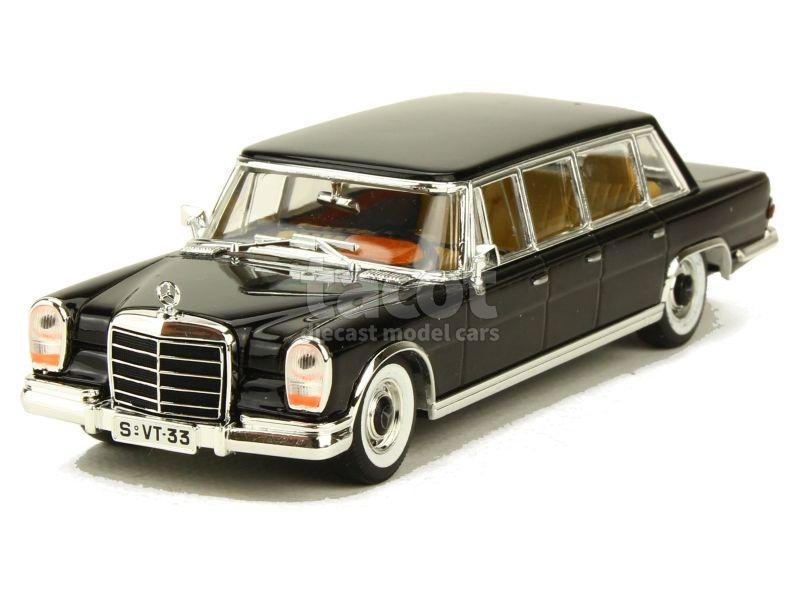 39241 Mercedes 600 Pullman 6 Doors 1965