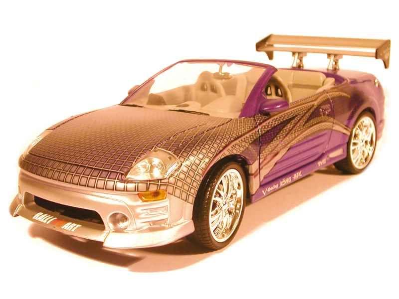 39507 Mitsubishi Eclipse Spyder