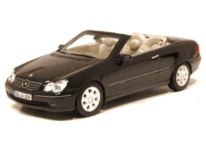 39545 Mercedes CLK Cabriolet/ W209 2003