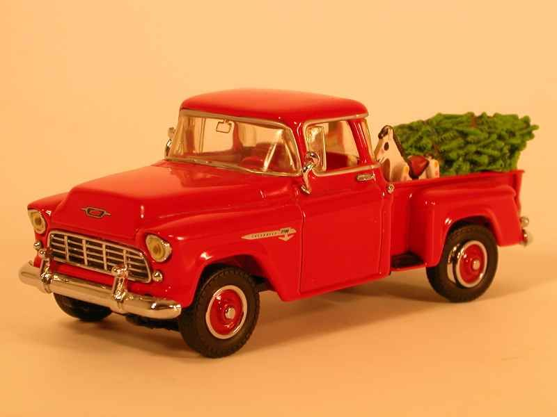 39822 Chevrolet 3100 Pick-Up 1955