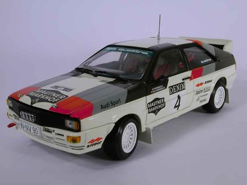 40438 Audi Quattro Coupé 1981