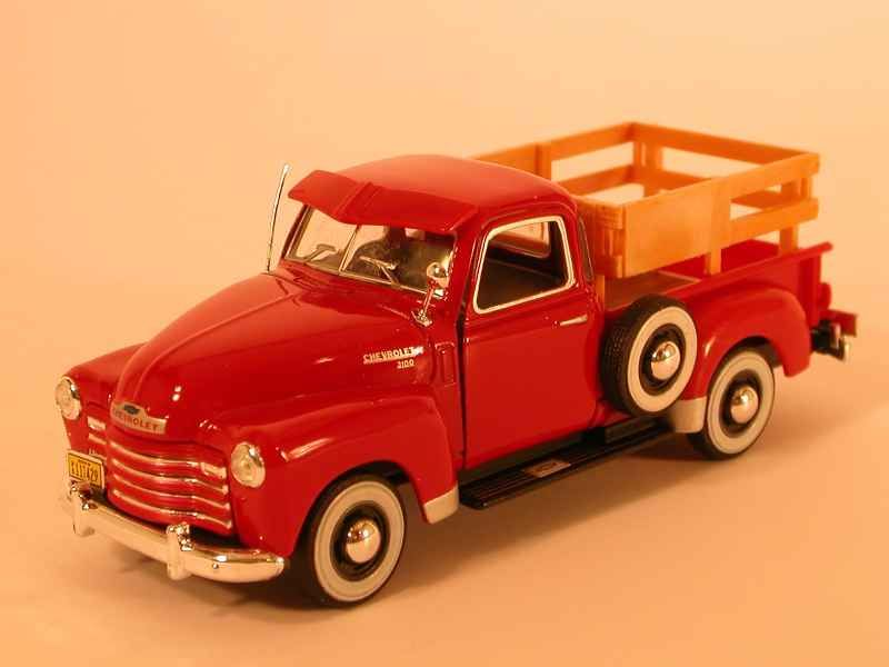40540 Chevrolet 3100 PICK-UP 1953