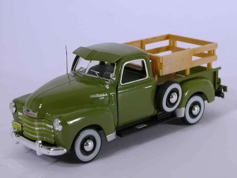 40542 Chevrolet 3100 PICK-UP 1953