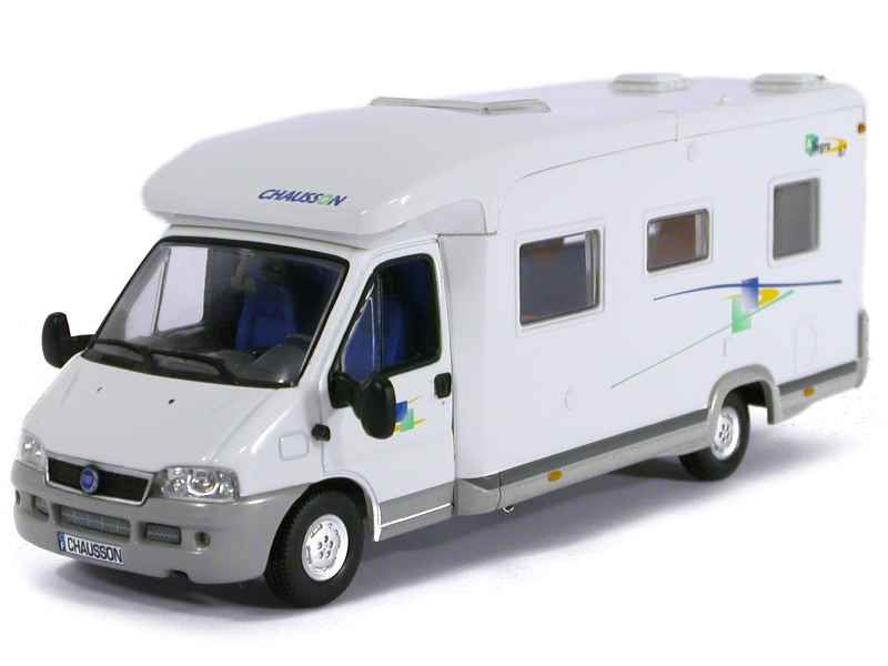 fiat ducato camping car norev 1 43 voiture miniature diecast autos minis. Black Bedroom Furniture Sets. Home Design Ideas