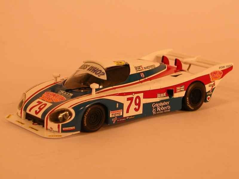 40897 Divers ADA Ford 01 Le Mans 1984