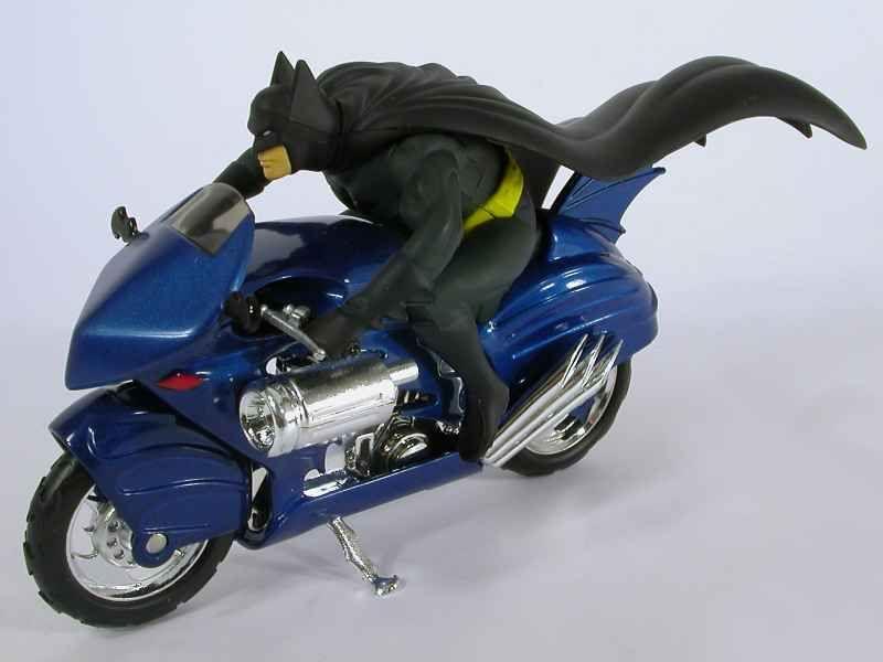 41202 Batmobile Batcycle 2000