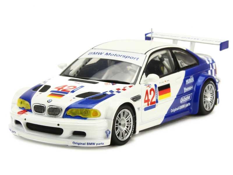 41232 BMW M3/ E46 GTR ELMS 2001